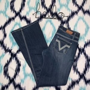 Vigoss Collection Flare size 5 Jeans